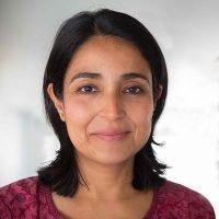 Headshot of CIMC Teacher Zeenat Potia